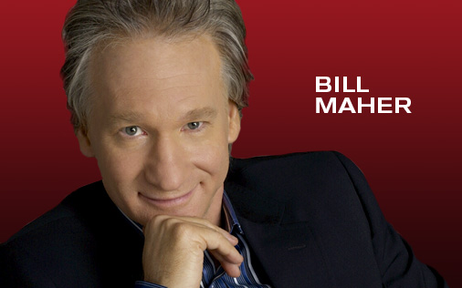 bill maher syria